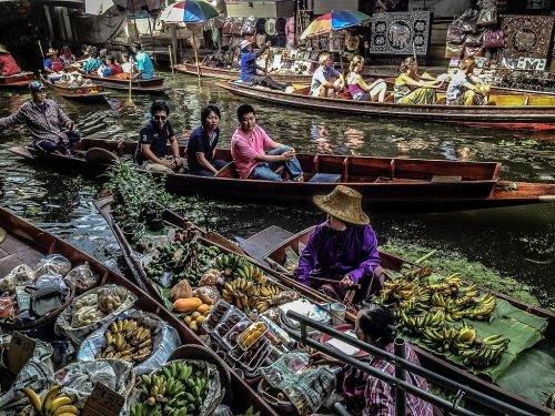 bazar flotante