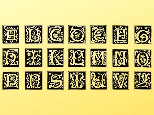 letra capital