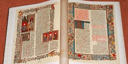 biblia medieval
