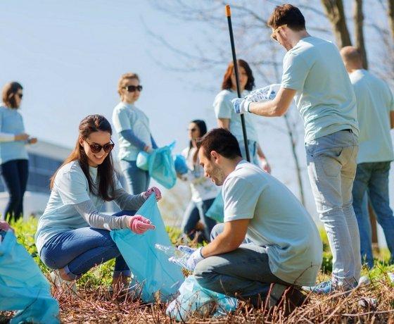 generosidad voluntariado