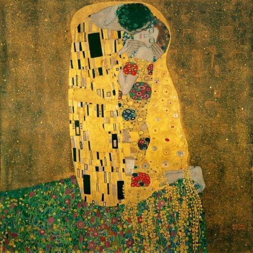 El beso-Klimt