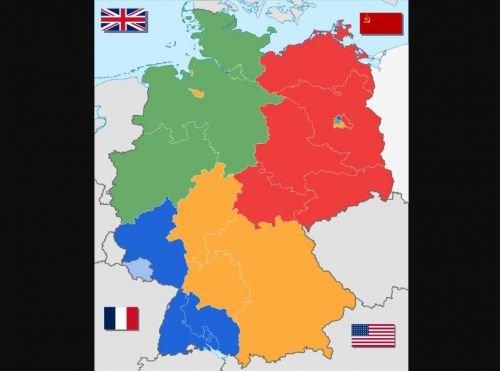alemania postguerra