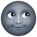 Luna nueva-emoji