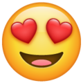 Cara enamorada-emoji