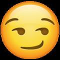 Cara sugerente-emoji