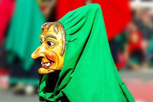 bufón carnaval