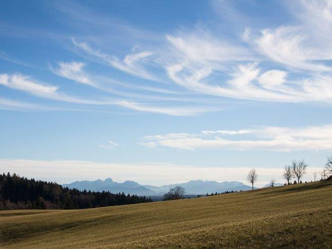 Tipos de nubes, cirros
