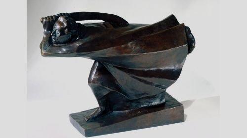 escultura expresionista