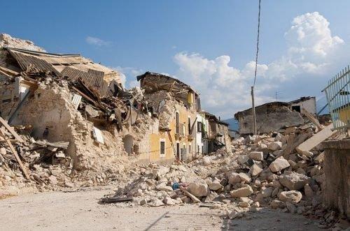 Sismo o terremoto