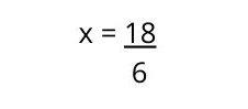 Ecuación de primer grado con una incógnita