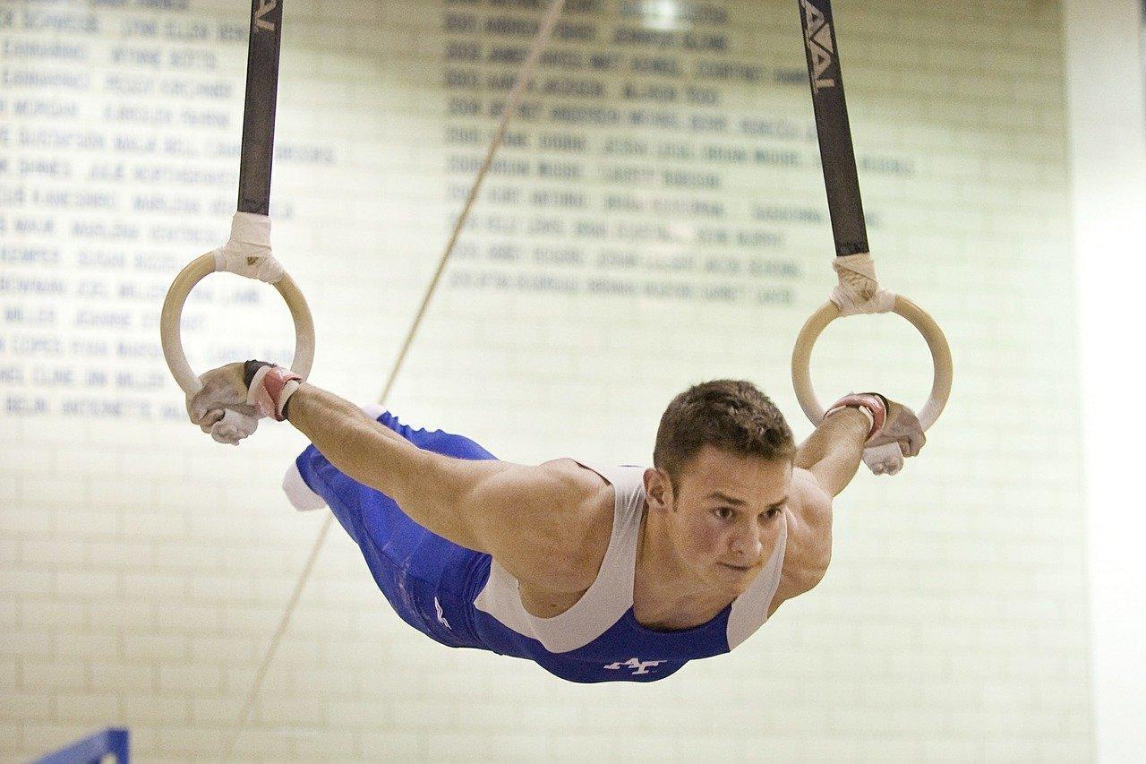 Educación física, gimnasia olímpica