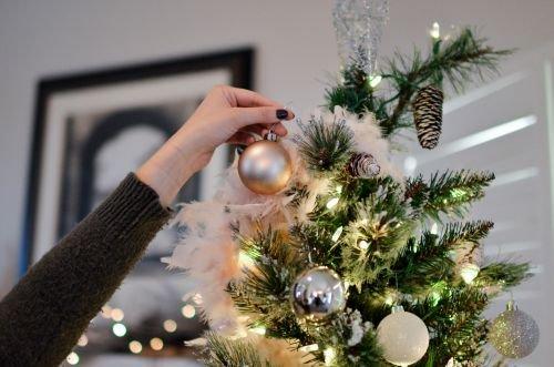 poner arbol de navidad