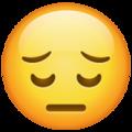 Emoji-carita triste