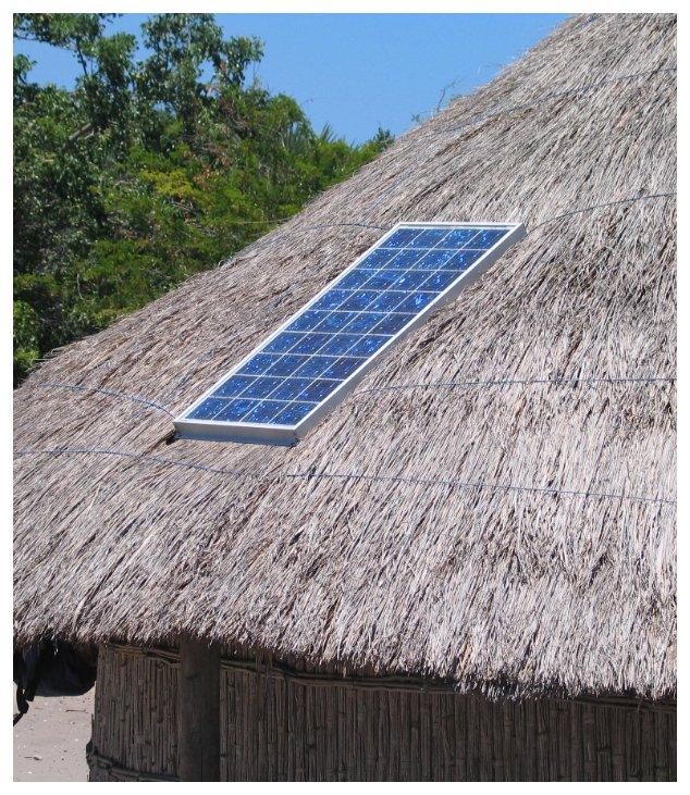 Accesibilidad de la energía renovable
