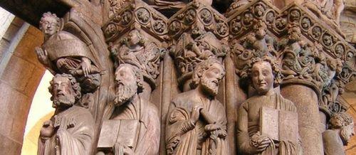 escultura románica