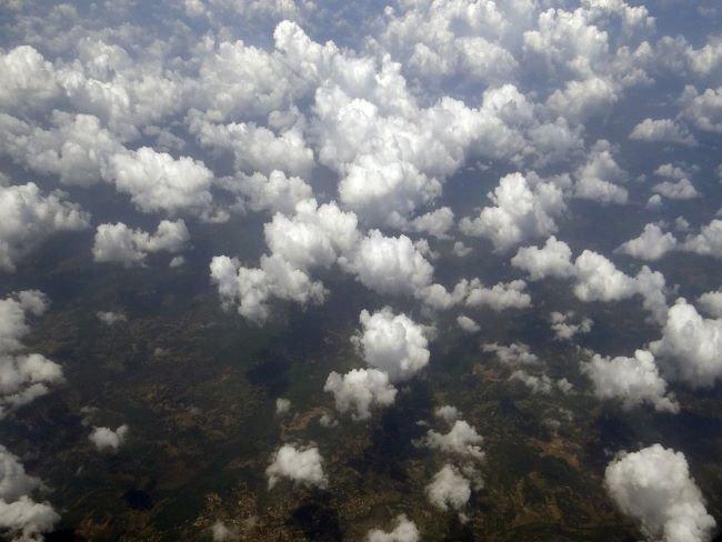 Tipos de nubes, estratocúmulos