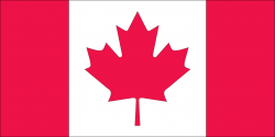 bandera canadá