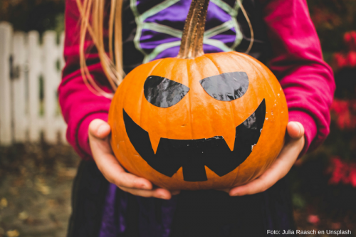 colores de halloween