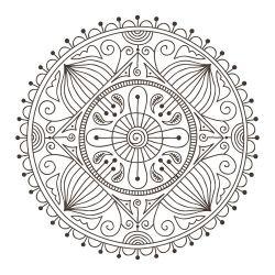 Significado De Mandala Qué Es Concepto Y Definición Significados