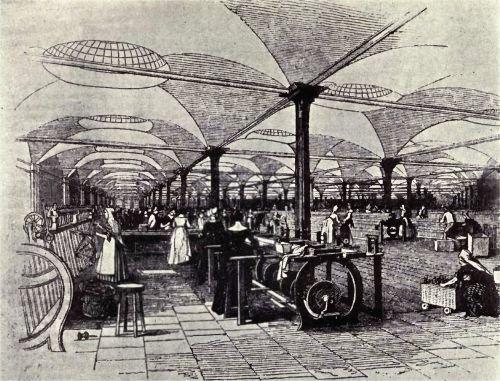 segunda revolucion industrial