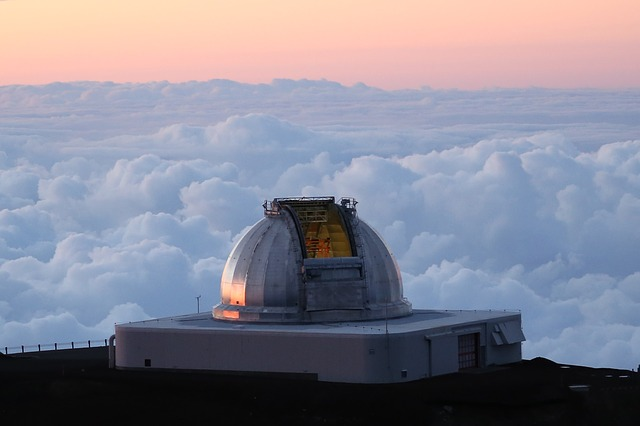 Materia oscura, observatorio
