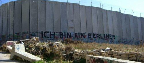Muro israel palestina