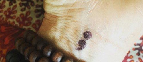 tatuaje punto y coma