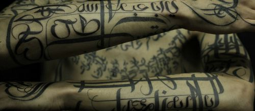 tatuaje sánscrito