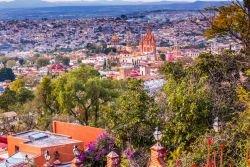 San Miguel de Allende paisaje