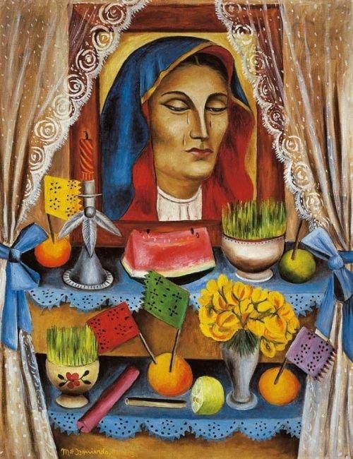 pintura temas representados