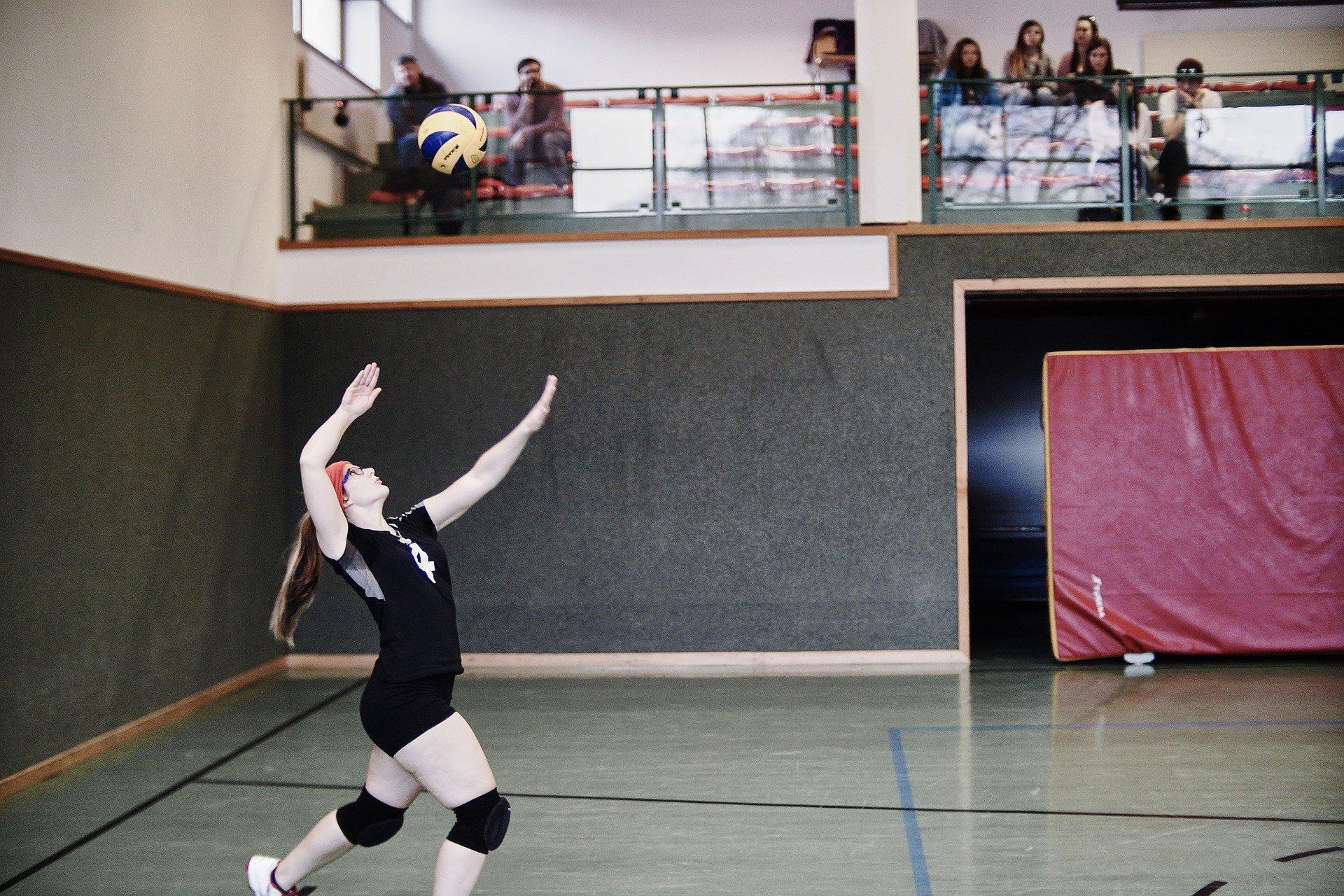 Voleibol-saque
